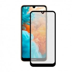 Tempered Glass Mobile Screen Protector Huawei Y6 2019 Extreme 2.5D Black