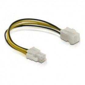 Cable de Alimentación DELOCK 82428 4 pin