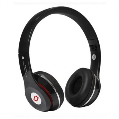 Casque Écouteurs Pliables avec Bluetooth Innova AUR 18 WSP Noir
