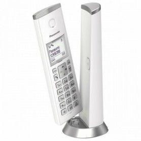 Téléphone Sans Fil Panasonic KX-TGK210SPW DECT Blanc