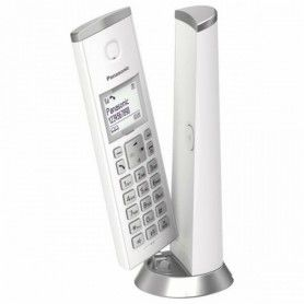 Wireless Phone Panasonic KX-TGK210SPW DECT White