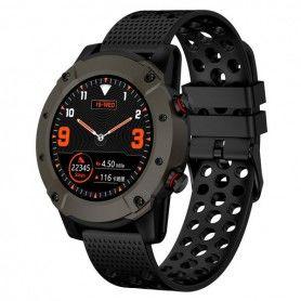"Montre intelligente Denver Electronics SW-650 1,3"" AMOLED Bluetooth GPS Noir"