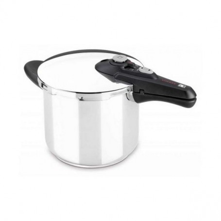Pressure cooker BRA A185102 6 L Stainless steel