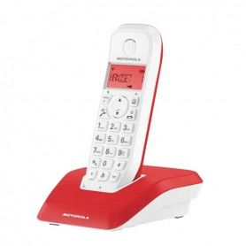 Wireless Phone Motorola S1201 Red