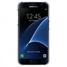 """Funda para Móvil Samsung S7 Clear Cover EF-QG930 5.1"""" Transparente"""