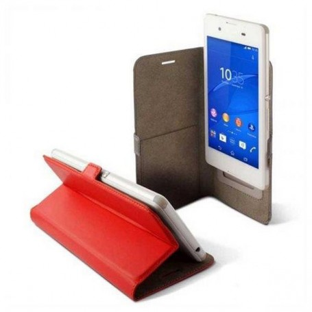 "Universal Mobile Case KSIX BXFU13T4 5RJ 4.5"" Red"