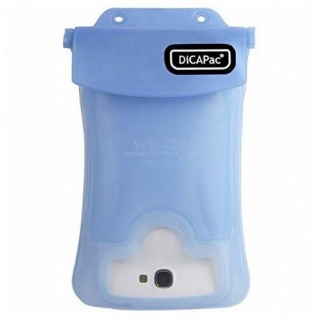 """Case DICAPac WP-C2 5.7"""" Waterproof Blue"""