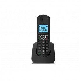 Teléfono Inalámbrico Alcatel F380S DECT Negro