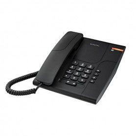 Teléfono Fijo Alcatel T180 Temporis Negro