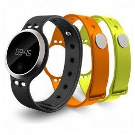 """Bracelet d'activités ORA FIT 2 OSB006-F2B 0.82"""" Bluetooth 4.2 IP65 Android /iOS 23 g Noir"""