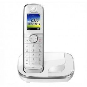 "Wireless Phone Panasonic KX-TGJ310SPW DECT 1,8"" TFT GAP White"