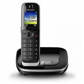 "Wireless Phone Panasonic KX-TGJ310SPB DECT 1,8"" TFT GAP Black"