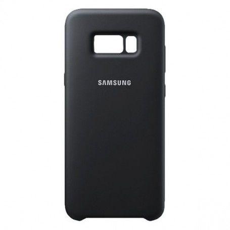 Mobile Phone Case Samsung 222142 Samsung S8+ Grey Silver