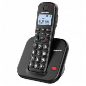 Wireless Phone Daewoo DTD-7200B Black