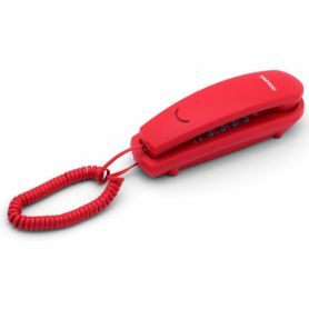 Landline Telephone Daewoo DTC-115R LED Red