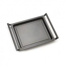 Palcha à Griller Lisse BRA A271545 45 cm Noir