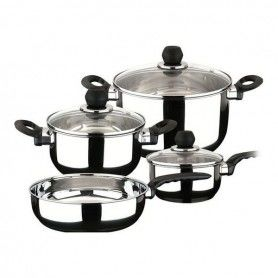Set of pressure cookers Magefesa D221200 (2 pcs) Stainless steel