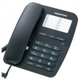 Landline Telephone Daewoo DTC-240 Black