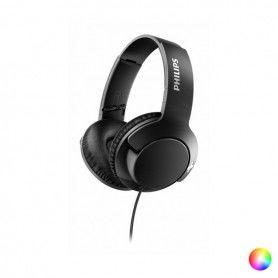 Auriculares con Micrófono Philips SHL3175/00 BASS+ 40 mW (3.5 mm)