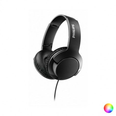 Headphones with Microphone Philips SHL3175/00 BASS+ 40 mW (3.5 mm)