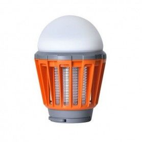 Electric Mosquito Repellent BRIGMTON BMQ10 25m² LED Orange