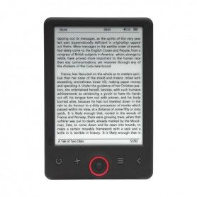 "EBook Denver Electronics EBO-620 6"" 4 GB Black"