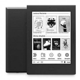"EBook Energy Sistem eReader Pro 4 6"" WIFI 512 MB DDR3 8 GB"