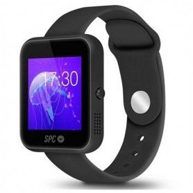 "Smart Watch with Pedometer SPC AATWAB0118 9611T 1.54"" Bluetooth 4.0"