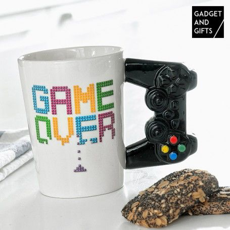 Gadget and Gifts Game Over Mug