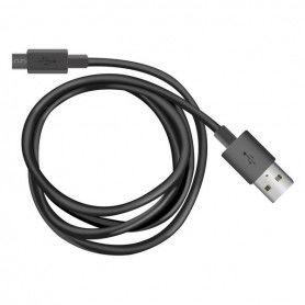 Cable USB a Micro USB 3 m Negro