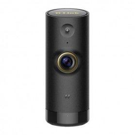 Camescope de surveillance D-Link DCS-P6000LH HD WIFI Noir