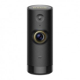 Videocámara de Vigilancia D-Link DCS-P6000LH HD WIFI Negro