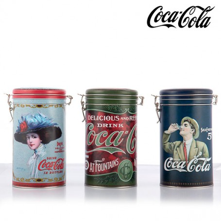 Coca-Cola Retro Tin