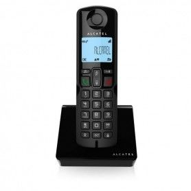 Wireless Phone Alcatel S250 DECT Black