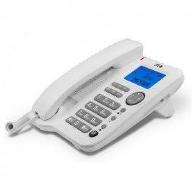 Landline Telephone SPC 3608B LCD White