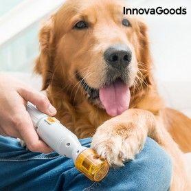 Lima de Uñas Eléctrica para Mascotas InnovaGoods