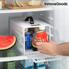 Cage de Sécurité pour Réfrigérateurs Food Safe InnovaGoods