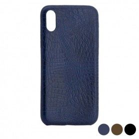 Mobile cover Iphone X REF. 107020 Leather