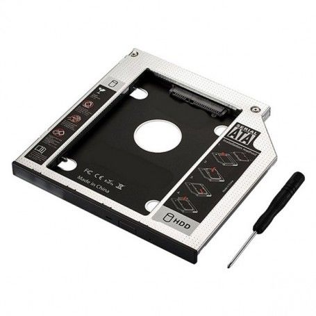 HDD/SSD SATA Optical Unit Adaptor (9,5 mm) Ewent EW7003