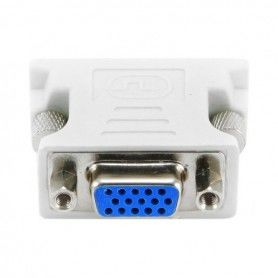 DVI to VGA Adapter GEMBIRD A-DVI-VGA White