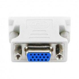 DVI to VGA Adapter GEMBIRD A-DVI-VGA White