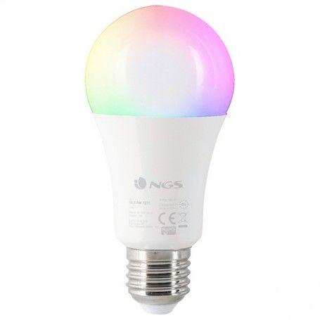Bombilla Inteligente NGS Gleam727C RGB LED E27 7W