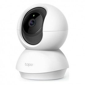 Caméra IP TP-Link Tapo C200 1080 px WiFi 2.4 GHz Blanc
