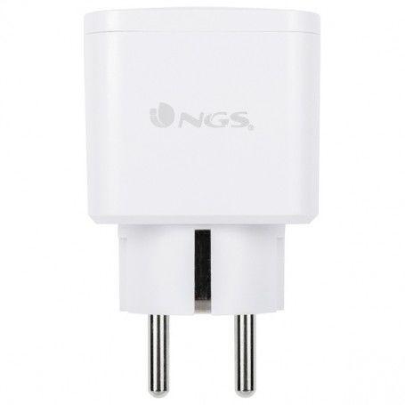 Smart Plug NGS Plug Loop WiFi 3680W White