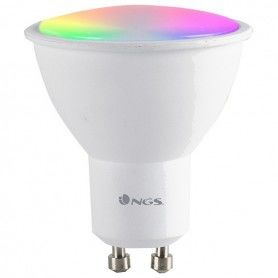 Bombilla Inteligente NGS Gleam510C RGB LED GU10 5W