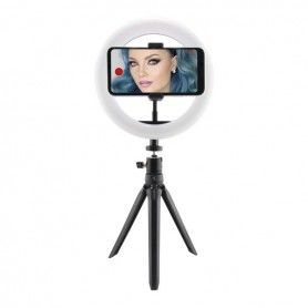 Portable tripod Studio Live LED 14W Black