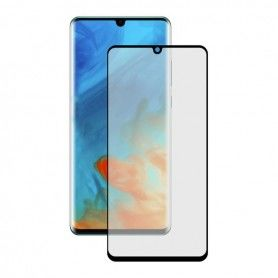 Curved Tempered Glass Screen Protector Huawei P30 Pro Contact Extreme Curved