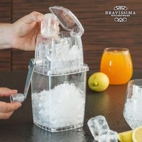Broyeur à Glace Manuel Bravissima Kitchen