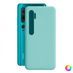 Mobile cover Xiaomi Mi Note 10 Contact Silk TPU