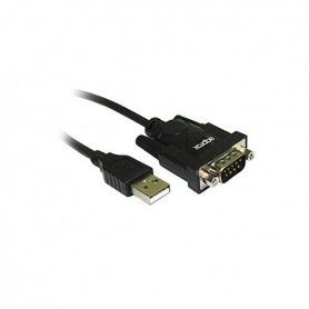 USB to Serial Port Cable approx! APPC27 DB9M 0,75 m RS-232